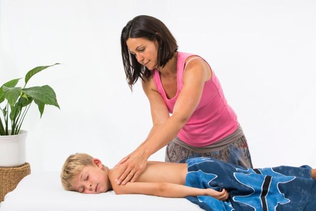 Child Massage - Lomi Lomi Hawaiian Massage